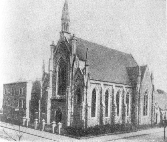 Brotherhood Church, Southgate Road, Hackney