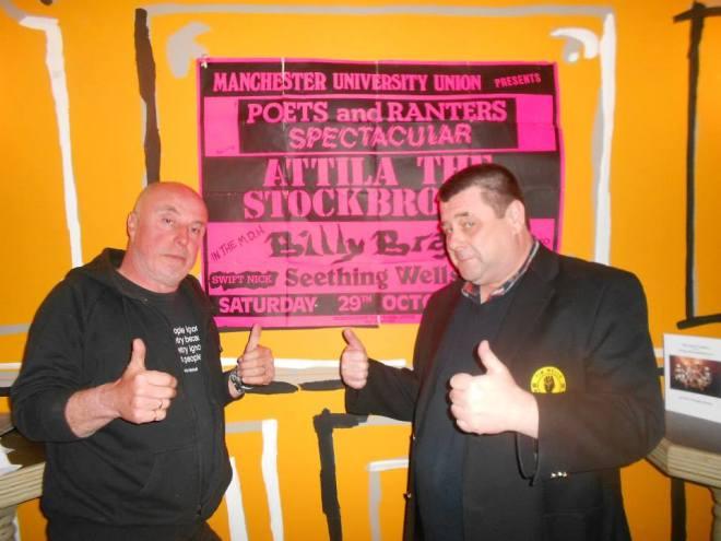 Attila The Stockbroker with Tim Wells