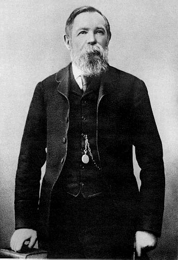 Photo of Frederick Lewis Demuth 1851-1929